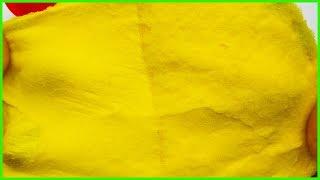 Slime Videoları #98, Sünger Slime Yapımı, Making Sponge Slime, Jokerleme