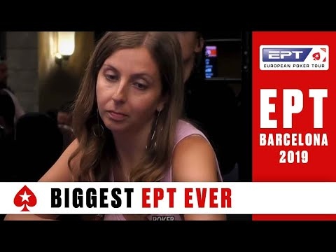 EPT Barcelona 2019 – Main Event – Episode 1