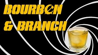 Bourbon & Branch - One of James Bond