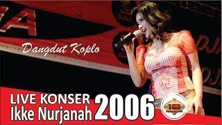 Live Konser Dangdut Ikke Nurjanah - Senyum dan Hatimu @Sungai Liat, 19 Maret 2006