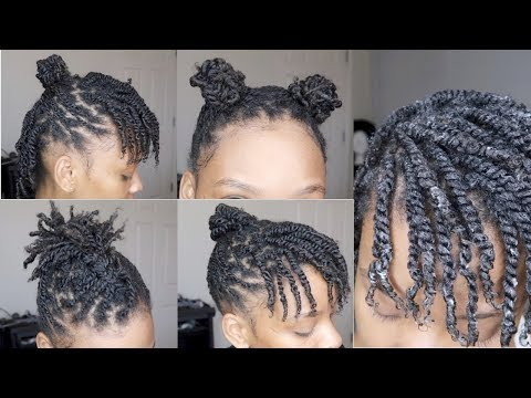 natural-hair-|-mini-twists-tutorial-styles-|-4b/4c-hair