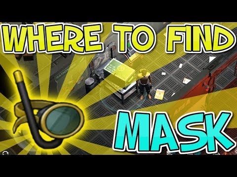 Where To Find The Snorkel/scuba Mask | Last Day On Earth Survival
