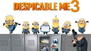 Бридкий я 3/Despicable me 3 липня 2017 Іграшки McDonalds Despicable me 3 2017