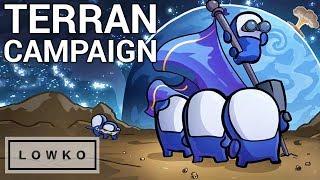 StarCraft: Cartooned - The Original Terran Campaign!