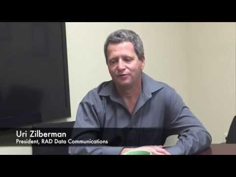Performance Breakthrough Testimonial - RAD Data Communications