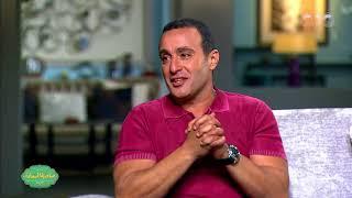 صاحبة السعادة   شاهد...احمد السقا يحكي كواليس تصوير فيلم افريكانو