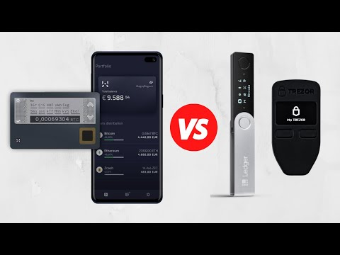Why This New Hardware Wallet Is BETTER Than Ledger / Trezor! (Hashwallet Overview)