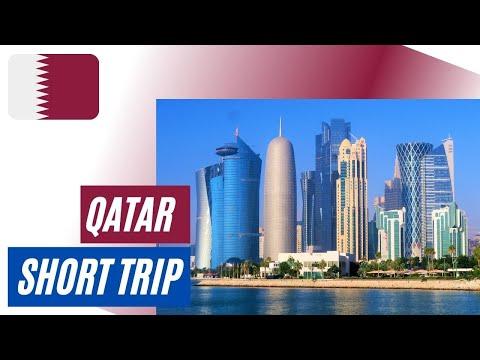 Qatar Short Trip (The Pearl, Villaggio Mall, MIA Park Cafe)