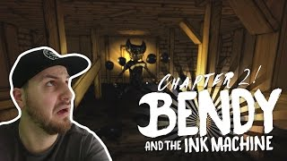 BENDY AND THE INK MACHINE - CHAPTER 2!!