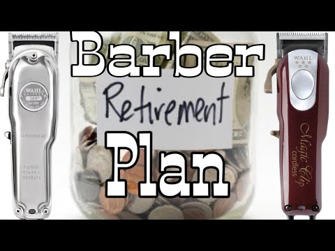 Barber Retirement ? - Retirement Fund As A Barber - Benefits For Barbers