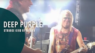 Deep Purple Strange Kind Of Woman From Live At Montreux 2011