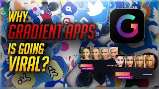 Why Gradient Photo Editor App is Going Viral in Social Media? | Celebrity Lookalike App | Go Fakta