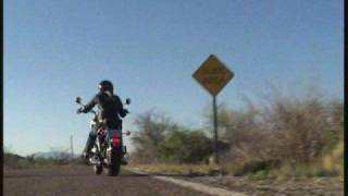MCN News: Triumph 2009 Cruisers promo video