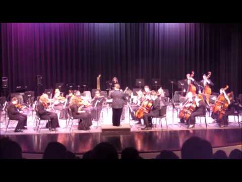 Winter 2015 Concert Orchestra