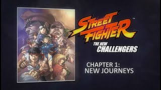 SF v2 #01   The New Journeys - Legenda PT-BR
