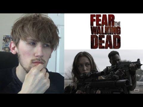 Fear The Walking Dead Season 4 Episode 6 - 'Just In Case' Reaction