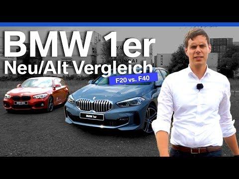 Neuer BMW 1er oder alter? (F20 vs. F40) | Vergleich/Sitzprobe/Details