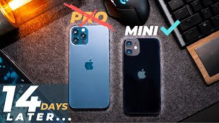 Why I RETURNED the iPhone 12 Pro 14 Days Later...(for iPhone 12 Mini)