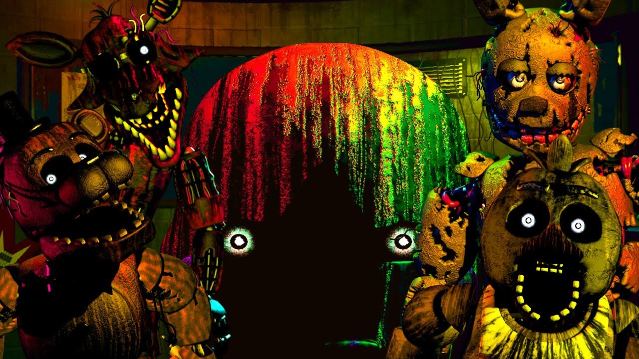 Image result for five nights at freddy's 3