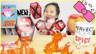 NEW!! WORLD'S HOTTEST ONE CHIP CHALLENGE!! l GIVEAWAY l CAROLINA REAPER
