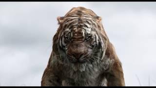 Книга джунглей (2016) Маугли спасается от Шерхана