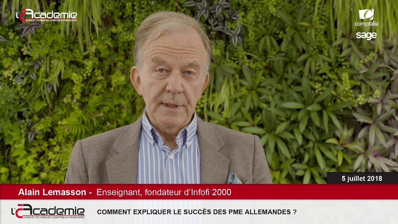Les Entretiens de l'Académie : Alain Lemasson