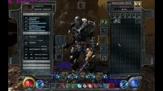 Hellgate London PC My Super Blademaster lvl 50