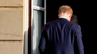 Duke of Sussex the 'Harry formerly known as Prince'
