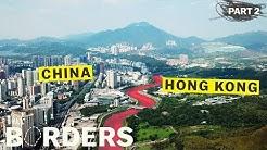 China is erasing its border with Hong Kong