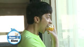 Sung Hoon Looks Like a Gangster with a Sad Story [Home Alone Ep 295]