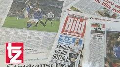 Deutschland schlägt Italien 4:1 - Presse feiert DFB-Team