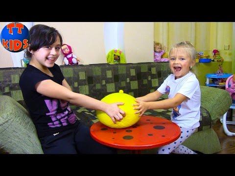 [VIDEO] ФИКСИКИ. Игры с игрушками для детей. Ярослава и