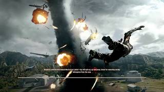 Just Cause 4 – Torretas Takeover - Help the Hacker