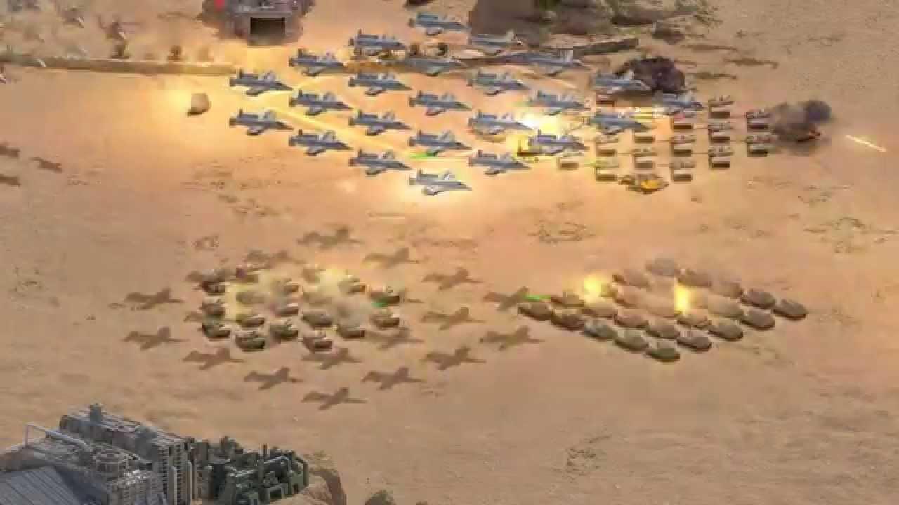 Alpha Wars Gameplay