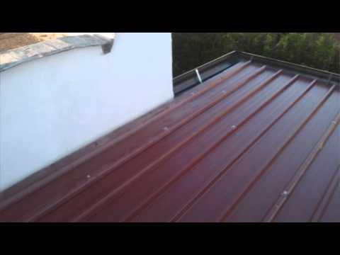Come fare una tettoia in legno 2 wood youtube for Costruire una tettoia addossata
