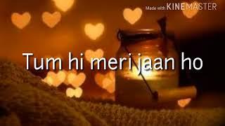 Tum Hardafa Ho Lyrical video|Ankit Tiwari Feat. Aditi Arya