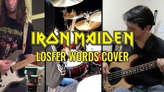 LOSFER WORDS - Iron Maiden [ Cover version ]