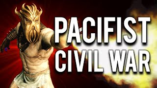 How to Pacifist tнe Civil War in Skyrim