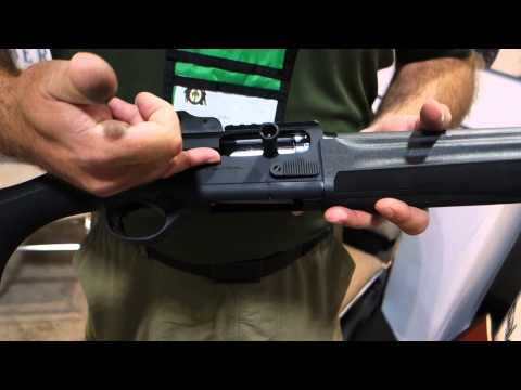 Beretta 1301 Tactical Semi-Auto Combat/Tactical Shotgun at SOFIC 2014