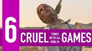 6 cruel things we