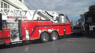 hanover twp PA Fire Dept 100th anniversary parade  Luzerne County 137 10 12 2013 002