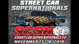 Street Car Super Nationals 2018 Friday