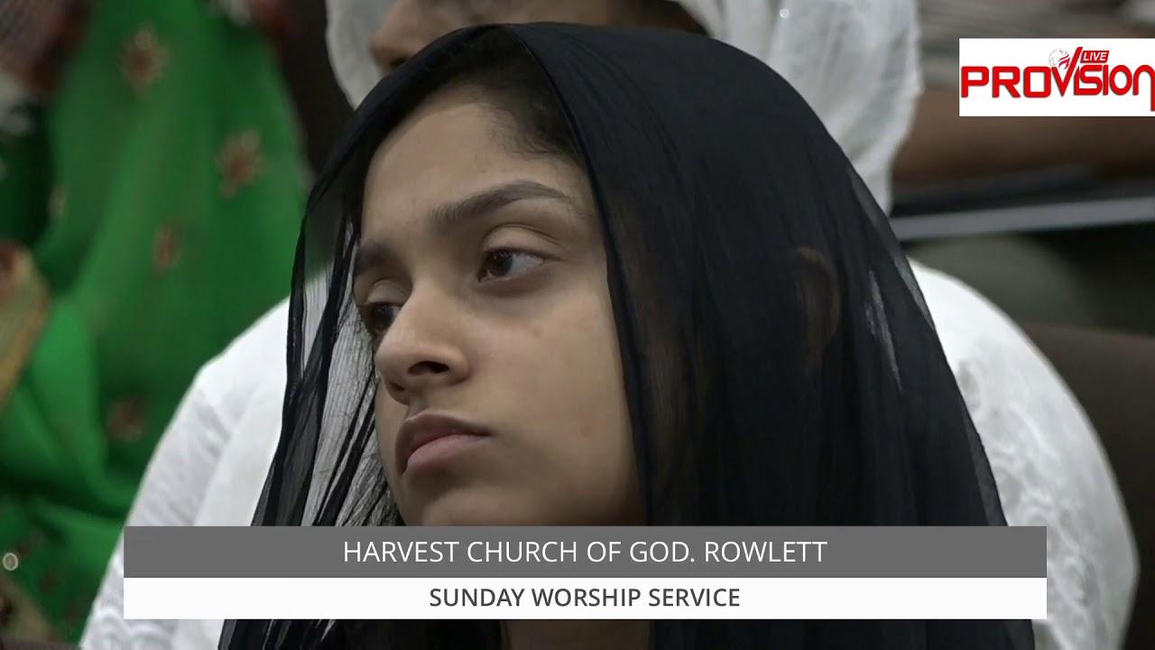 Pastor P C Cherian  |  Sunday Worship Service Message
