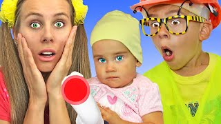 The Boo Boo Song! Nursery Rhymes Songs for Kids 2