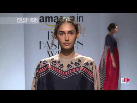 IKAI Spring Summer 2017 | INDIA Fashion Week by Fashion Channel