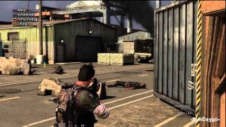 Socom 4 Walkthrough 4 - Leviathan HD