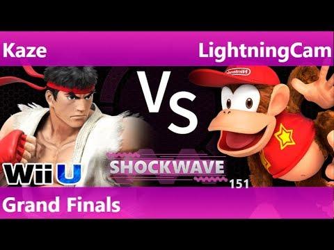 SW 151 - SWG | Kaze (Ryu) vs LightningCam (Diddy) Grand Finals - Smash 4