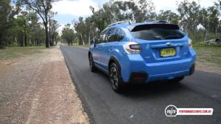 2017 Subaru XV 2.0i-S 0-100km/h & engine sound