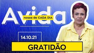 GRATIDÃO - 14/10/2021