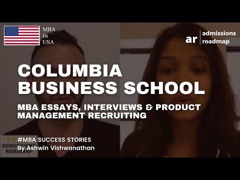 Columbia Business School MBA with Neha Bansal